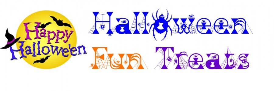 Halloween Blog Post Heading